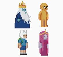 AdventureTime - Starbound Sprites! by Jyles Lulham