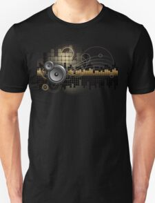 Urban Music Design Unisex T-Shirt