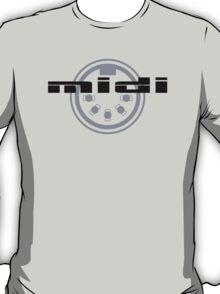 MIDI logo T-Shirt