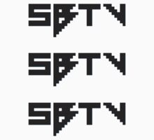SBTV - StarboundTV Sticker Pack! by Jyles Lulham