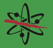 thunderbolt atom by Cheesybee