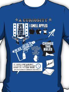 H.G. Wells Witticisms T-Shirt