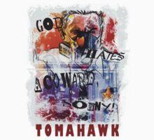 TOMAHAWK - god hates a coward by Moonlit