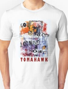 TOMAHAWK - god hates a coward T-Shirt