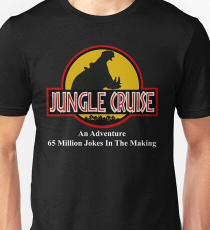 Jungle Cruise Park (WITH TEXT) Unisex T-Shirt