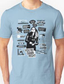 Sarah Manning T-Shirt