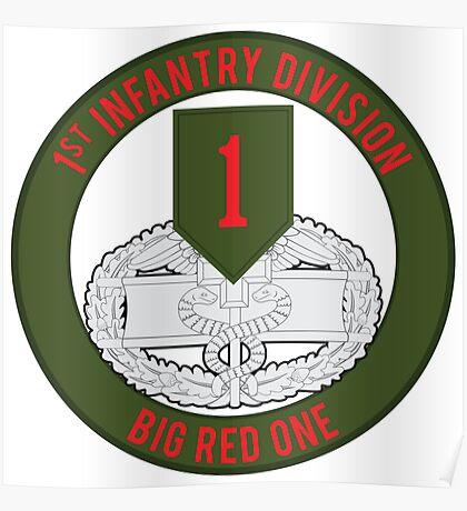 1st Infantry CFMB Poster