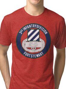 3rd Infantry CFMB Tri-blend T-Shirt