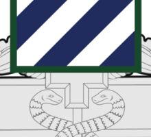 3rd Infantry CFMB Sticker