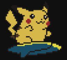 Surfing Pikachu Kids Clothes
