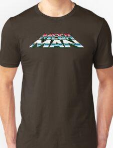 Mega Man - Megaman Logo T-Shirt
