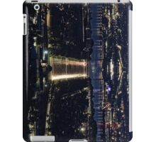 Canberra at Night - from Mount Ainslie - iPad case iPad Case/Skin