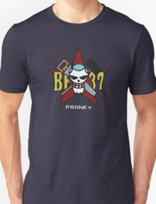 Franky Pirate Emblem T-Shirt