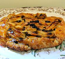 My favorite Apple Galette ... by Choux