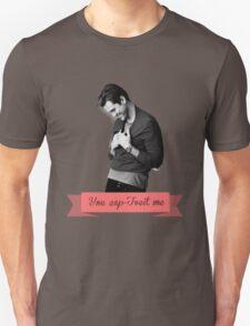 You cap-Tveit me! Unisex T-Shirt