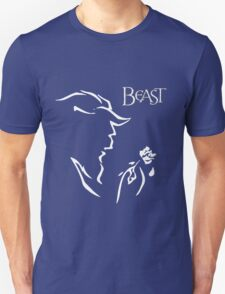 Beauty and the Beast Couple Shirt  Unisex T-Shirt