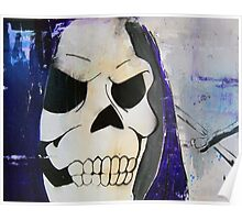 Skeltor - Masters of the Universe - Canvas Poster