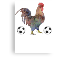 Cock and Balls Canvas Print