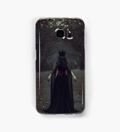 Black Queen Samsung Galaxy Case/Skin