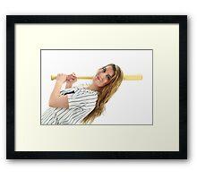 Nicole Yankee Framed Print