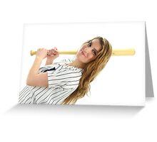 Nicole Yankee Greeting Card