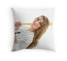 Nicole Yankee Throw Pillow