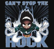 Can't stop the Rock by spikeani