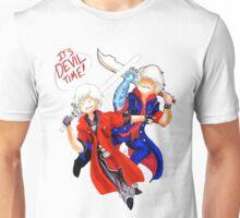 It's Devil Time! Unisex T-Shirt