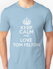 Love Tom Felton Unisex T-Shirt