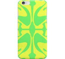 Green & Yellow Design for iPhone & iPad iPhone Case/Skin