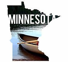 Minnesota Lake by Daogreer Earth Works