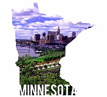 Minnesota - St. Paul by Daogreer Earth Works