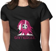 GamerGirl  Womens Fitted T-Shirt
