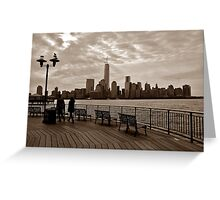 One World Trade Center  Greeting Card