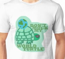 World Turtle Unisex T-Shirt