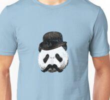 Fancy Panda (Close Up) Unisex T-Shirt