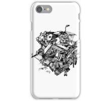 Junkyard Fusion iPhone Case/Skin