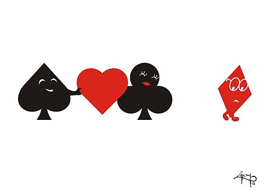 The Playing Card by Saurabh Dey