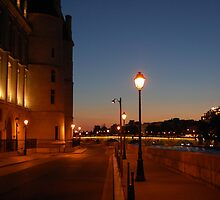Conciergerie at Night by karinast123