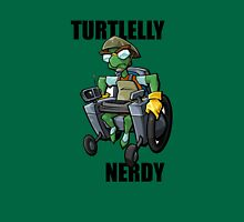 Bentley - turtlelly nerdy! Womens Fitted T-Shirt