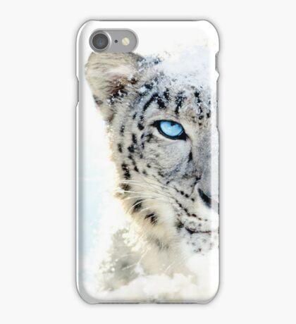 snowcat iPhone Case/Skin