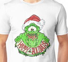 Slimer Christmas Unisex T-Shirt