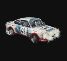 VINTAGE RALLY CAR. by BIG-DAVE