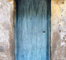 Blue door by dgugeri