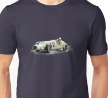 SINGLE SEATER VINTAGE RACE CAR. Unisex T-Shirt