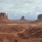 Monument Valley by Morag Anderson