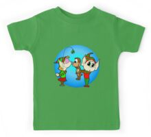 Elf Kisses Kids Tee