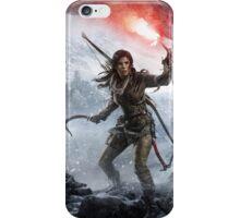 Lara Croft--Tomb Raider iPhone Case/Skin