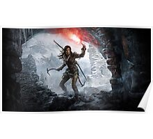 Lara Croft--Tomb Raider Poster