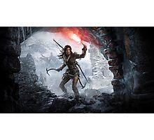 Lara Croft--Tomb Raider Photographic Print